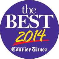 Logo of Courier Times Best 2014